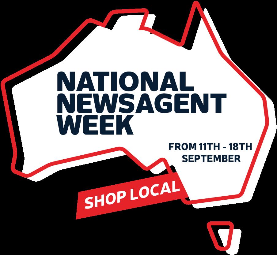 National Newsagent Week Logo
